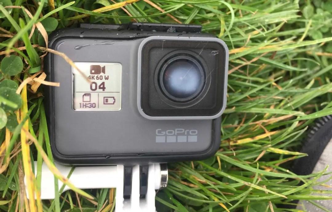 Possible GoPro Hero6 Black lens misting up