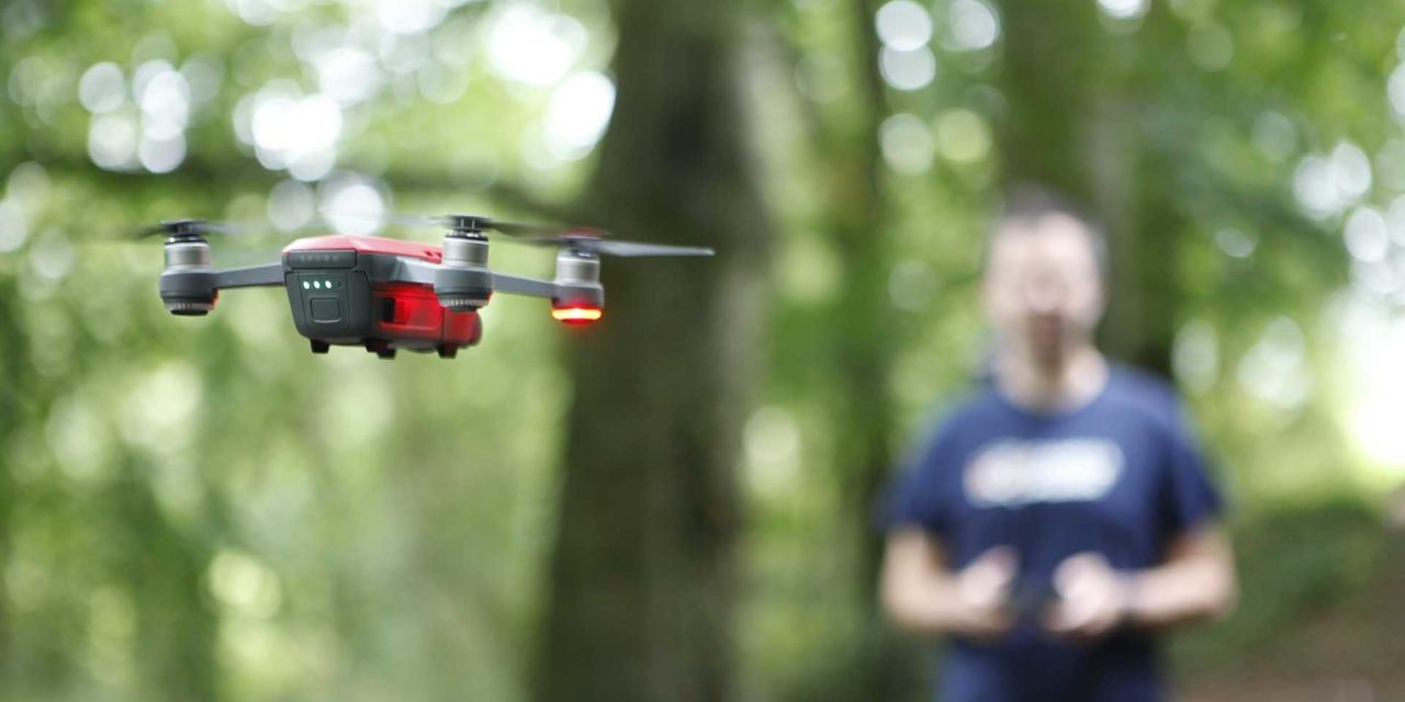 DJI launches AeroScope to ID and track drones