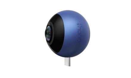 Huawei to release EnVision 360 camera?