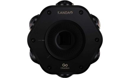 Kandao Obsidian GO shoots 8K 360 stills, 4K video