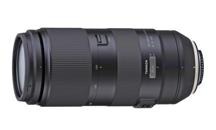 Tamron to launch 100-400mm f/4.5-6.3 Di VC USD