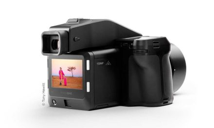 Phase One's IQ3 100MP Trichromatic Digital Back can capture colour as well as your eye can