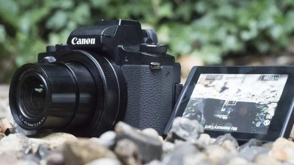 Kết quả hình ảnh cho Canon PowerShot G1 X Mark III Review