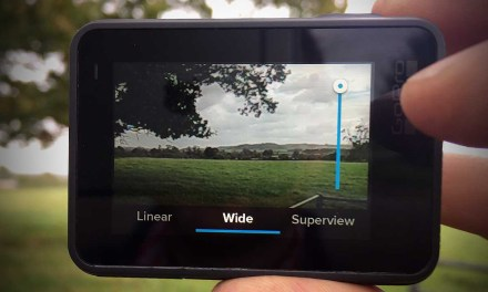 How to use GoPro Hero 6 Black Touch Zoom