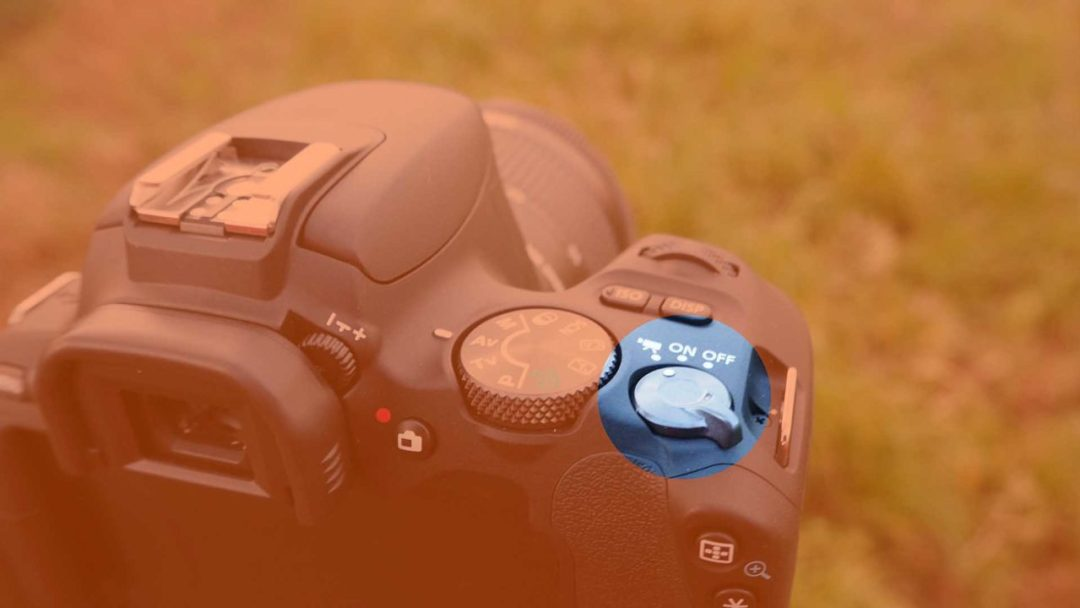 How to set up a timelapse on the Canon EOS 200D / Rebel SL2
