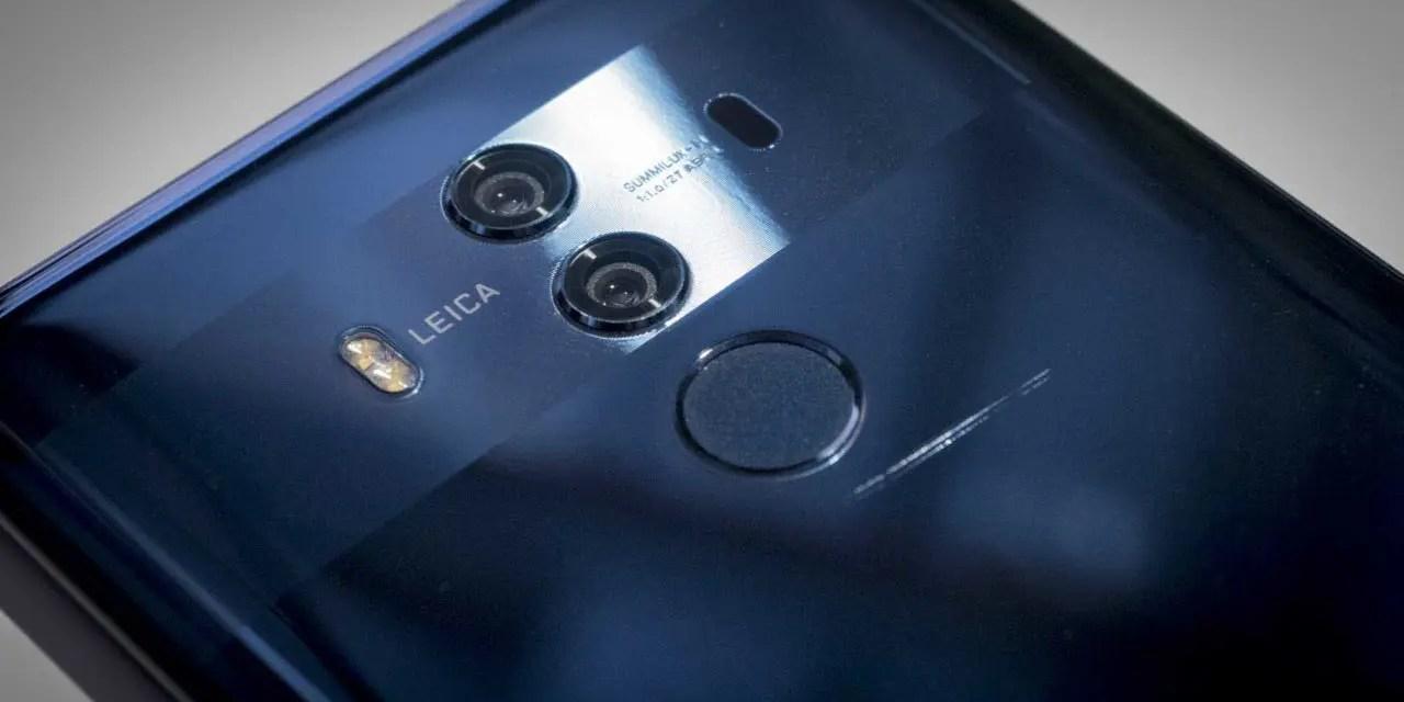 Huawei Mate 10 Pro Camera Review