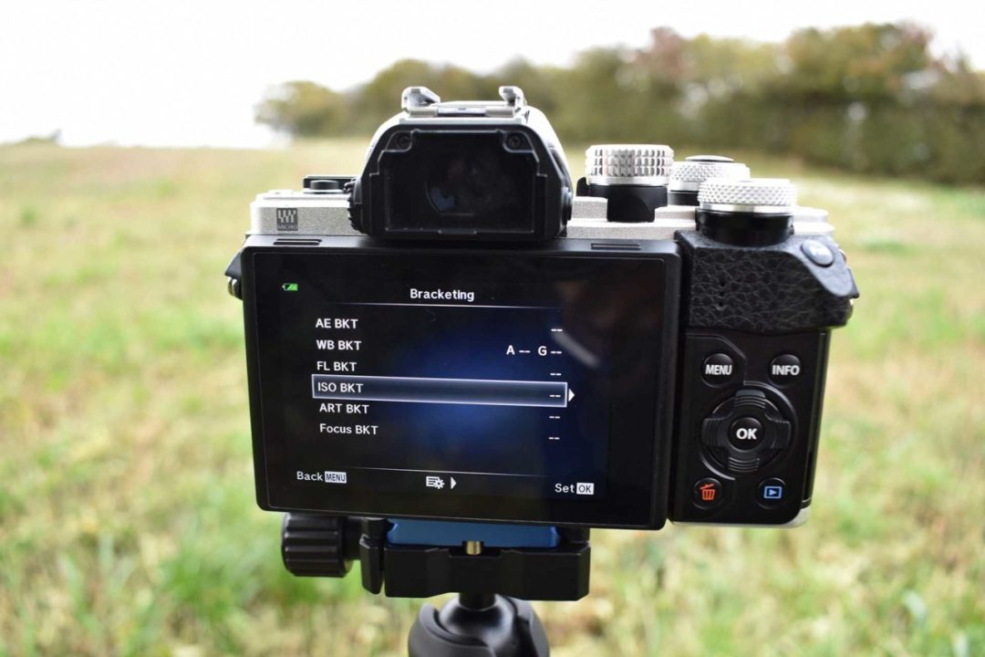 Other types of bracketing options