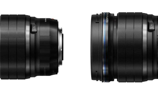 Olympus launches 17mm, 45mm f/1.2 PRO lenses
