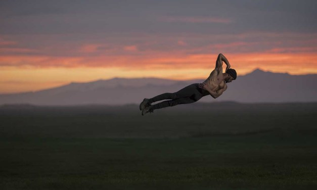 Shed Mojahid's stunning acrobatic landscapes shot with a Canon 6D Mark II