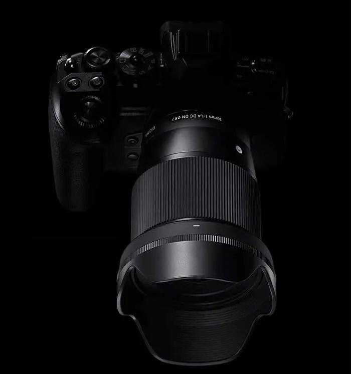 Sigma 16mm f/1.4 Contemporary