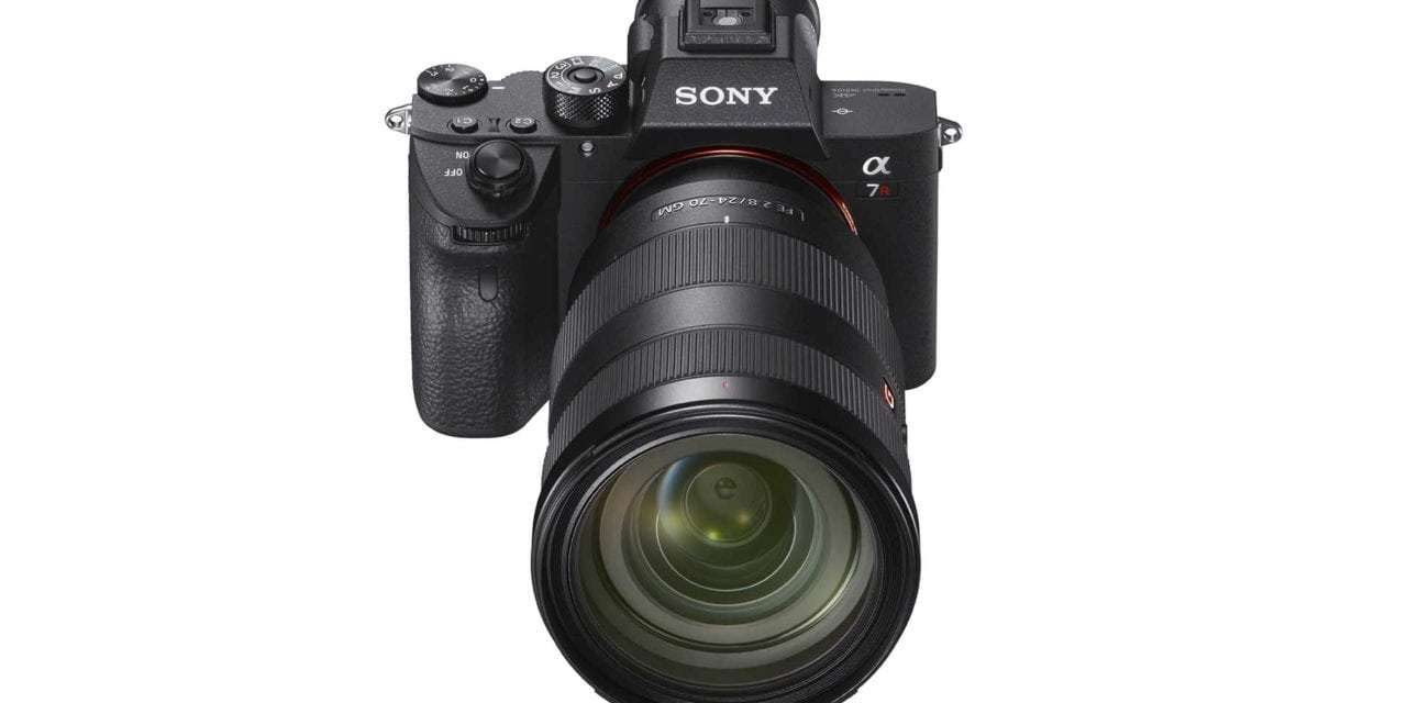 First thoughts: Sony A7R III