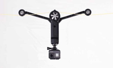 Wiral Lite aims to bring cable cam effects to your GoPro, smartphone