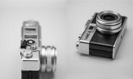 Yashica Y35 digiFilm camera debuts on Kickstarter