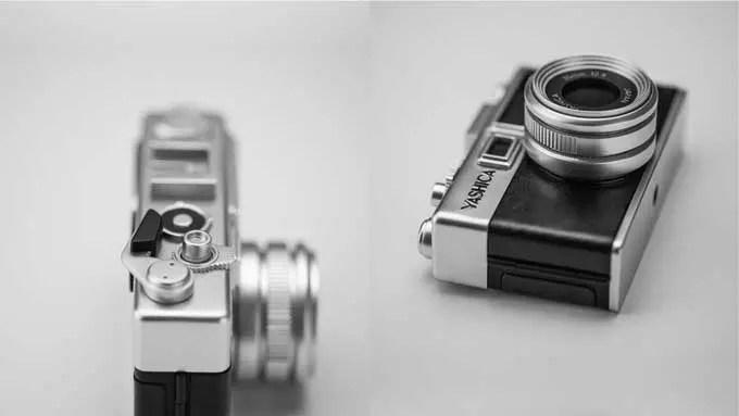 Yashica Y35 digiFilm camera debuts on Kickstarter