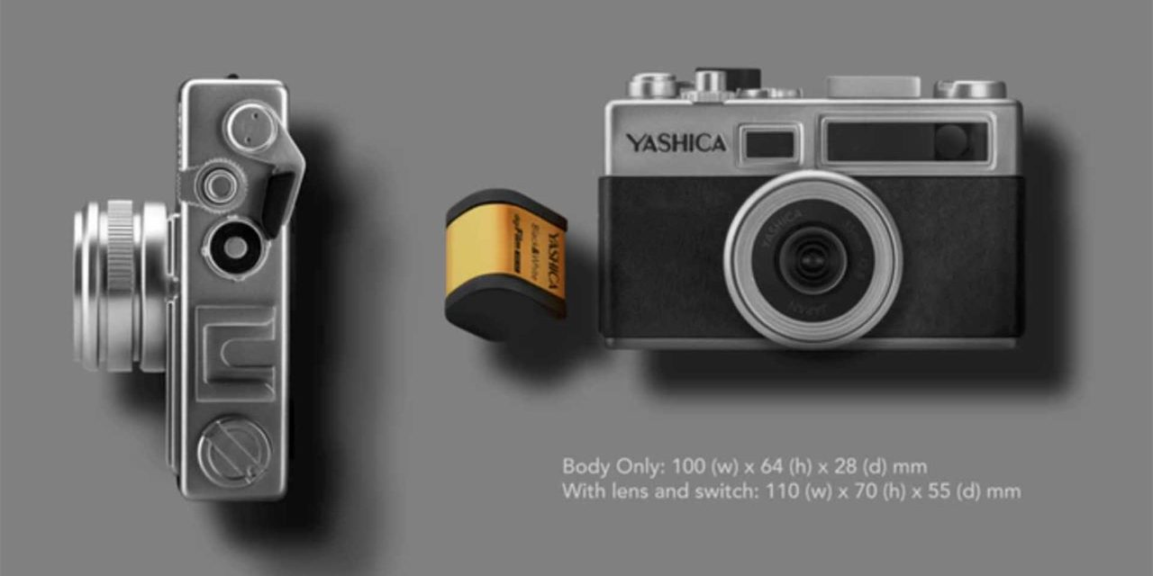 Yashica's digiFilm Camera has raised nearly $1m in two days