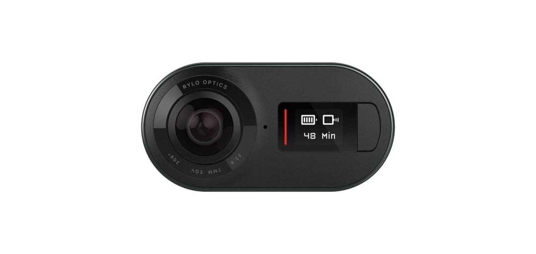 Rylo 360 camera gets 180 mode, Bluetooth capture in major update