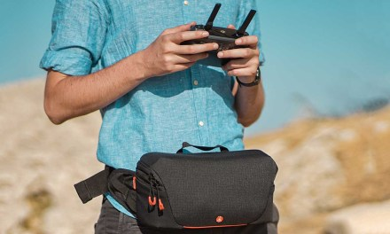 Manfrotto launch drone ready Aviator bags