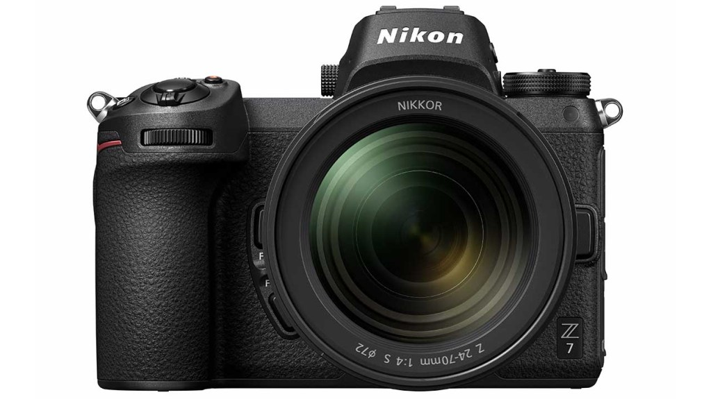 Best full-frame camera: Nikon Z 7