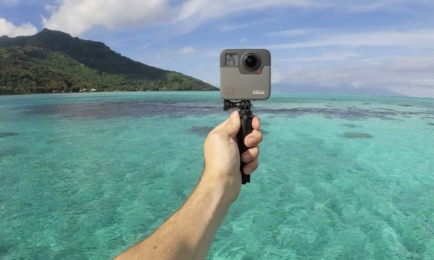 GoPro offers $100 off the Fusion 360 camera, free microSD cards