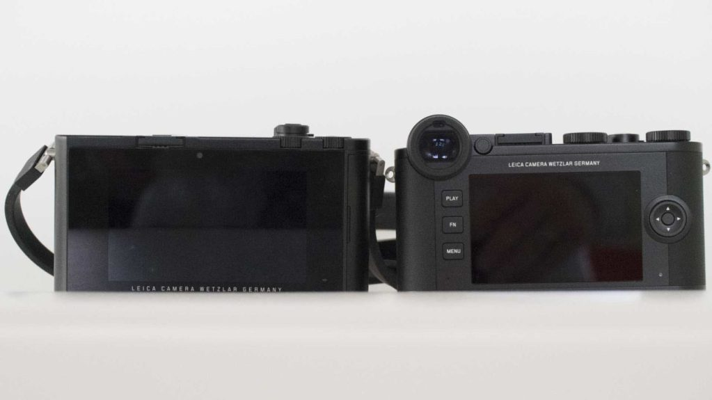 Leica CL Review: Show with the Leica TL2