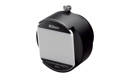 Nikon ES-2 film digitising adapter for D850 shipping soon