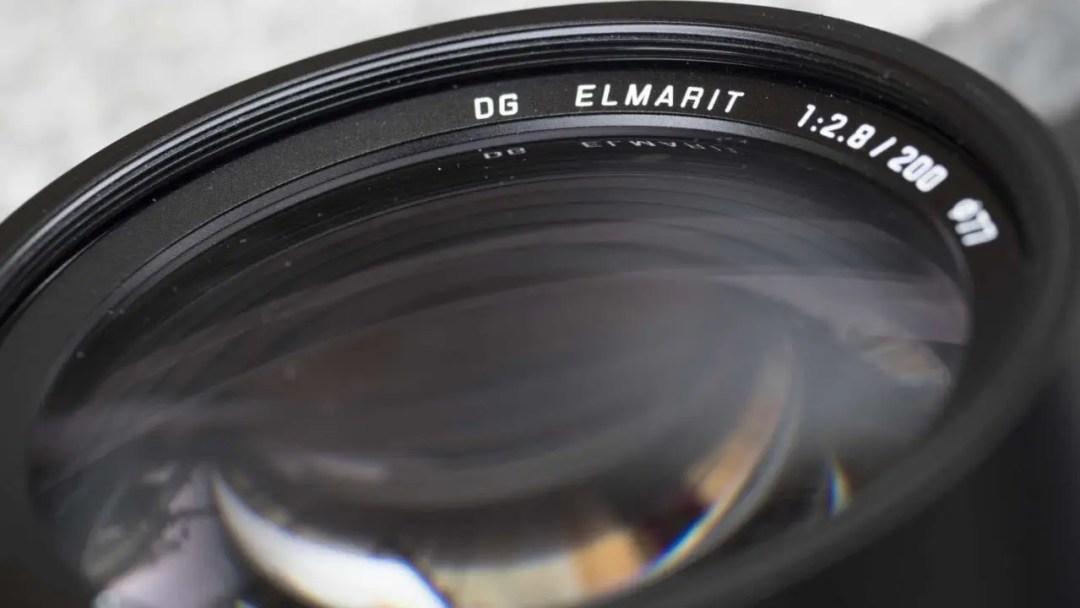 Panasonic 200mm f/2.8 Review