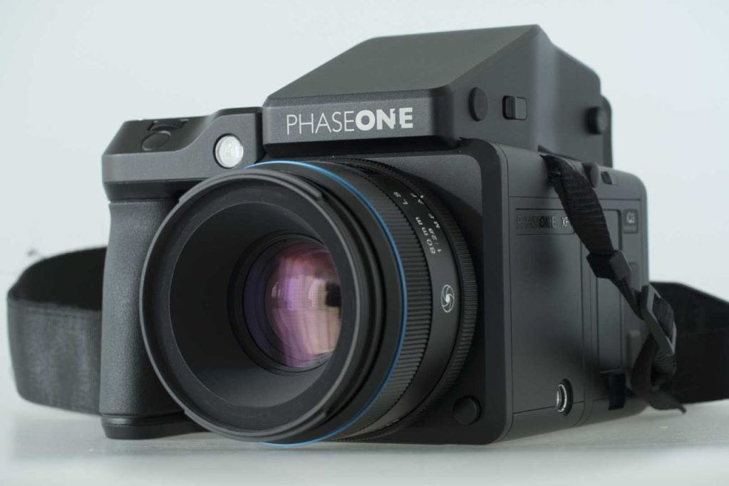 Phase One XF IQ3 Achromatic Review: Camera