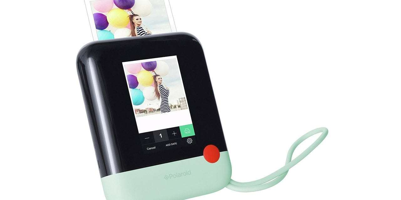 New ultra compact Polaroid Pop hits the streets