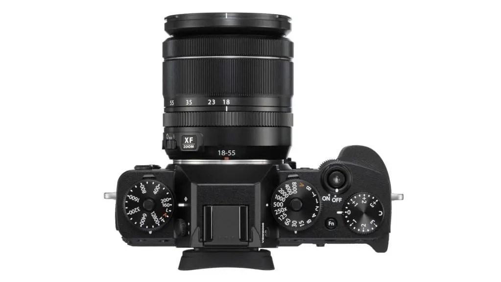 Best APS-C cameras: Fujifilm X-T3