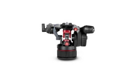 Manfrotto launches Nitrotech N12 Fluid Video Head