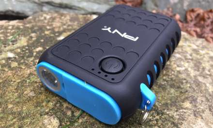 PNY The Outdoor Charger Review
