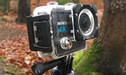 Wimius L1 4K Review