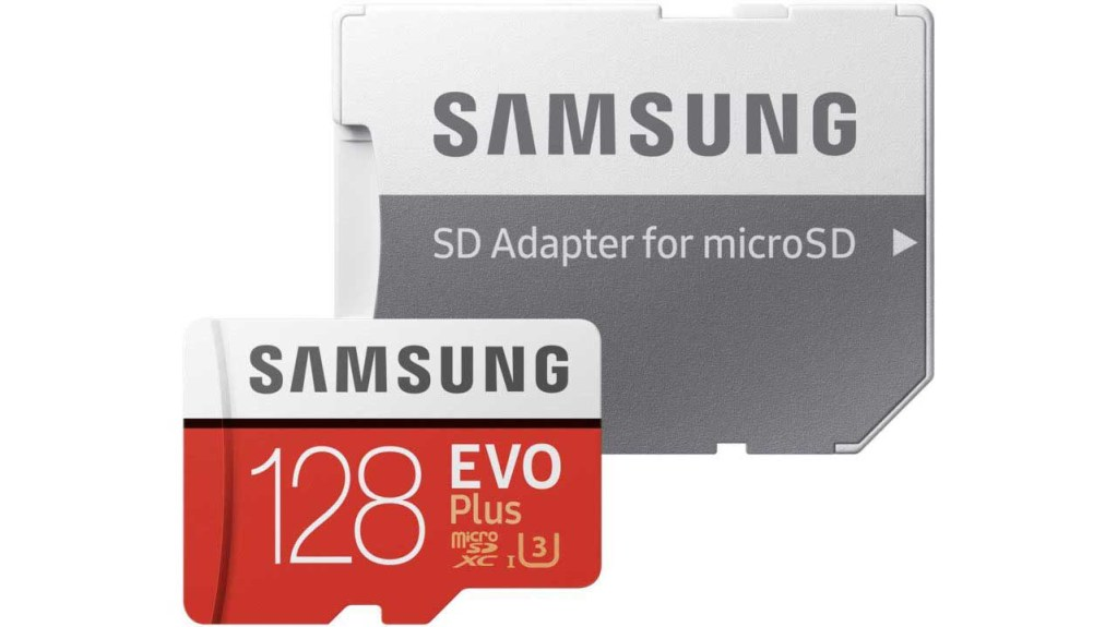 Competition Monthly Prize: Samsung 128GB EVO Plus microSD card