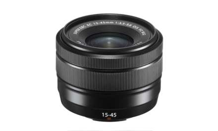 Fujifilm launches lightweight FUJINON XC15-45mmF3.5-5.6 OIS PZ