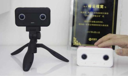 Fengyun JedEye 3D 360 camera launches on Kickstarter