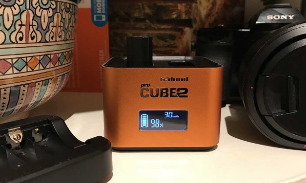 Hahnel Pro Cube 2 review
