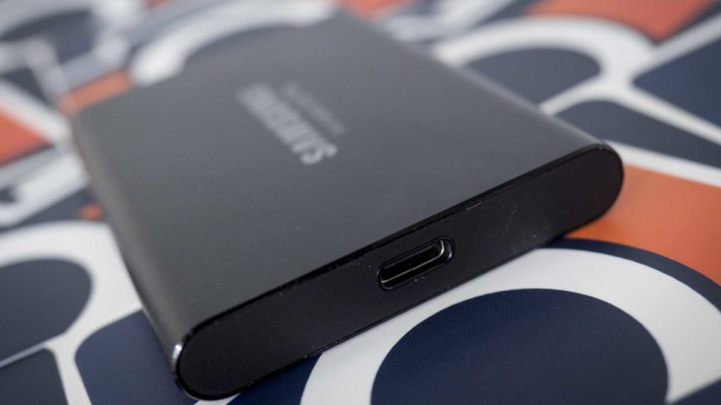 Samsung Portable SSD T5 Review