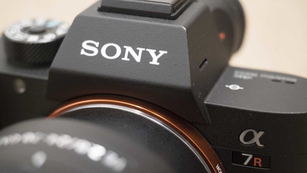 Sony A7R III Review: Name badges
