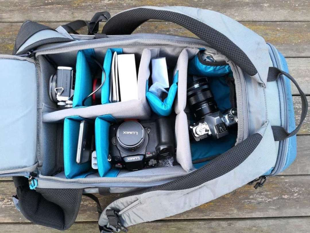 Tenba Solstice photo backpack review - 20L version