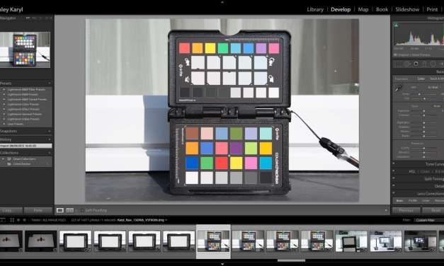 How to calibrate your camera for accurate colours