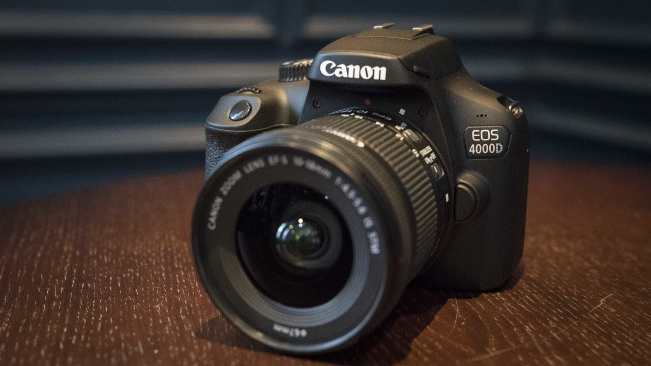 Canon Eos 4000d Review Camera Jabber