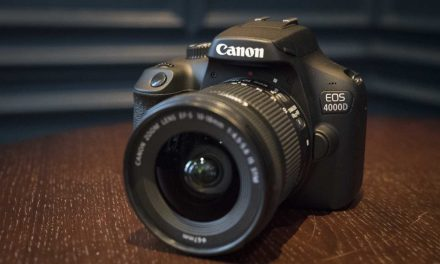 Canon EOS 4000D Hands-on Review
