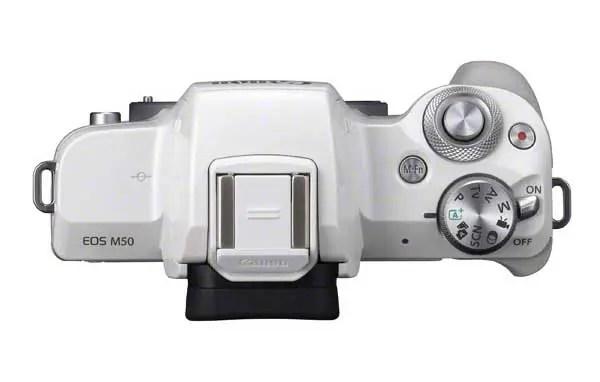 Canon EOS M50: price, specs