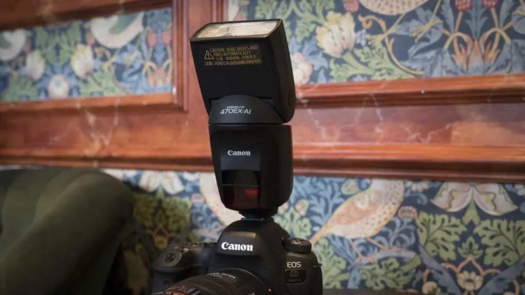 Canon Speedlite 470EX-AI Review product shot