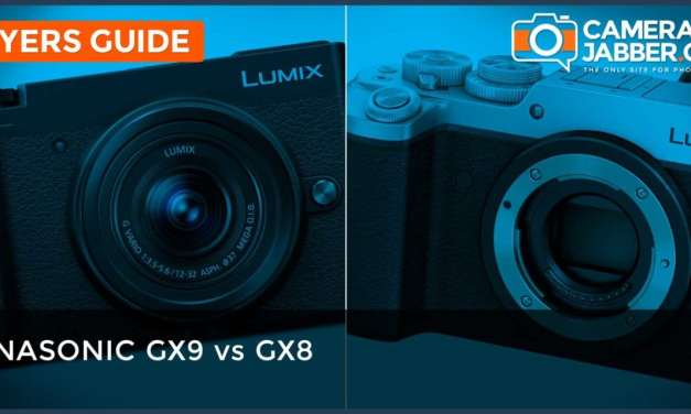 Panasonic GX9 vs GX8: which camera should you choose?