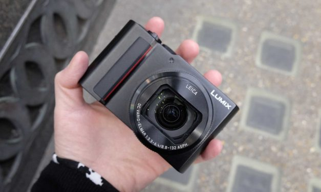 Panasonic TZ200 Hands-On Review
