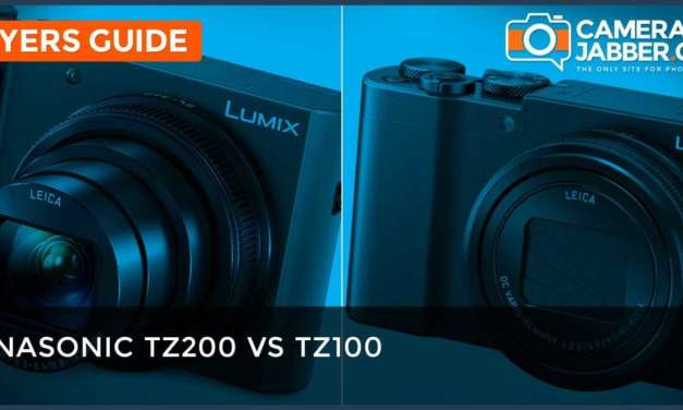 Panasonic TZ200 vs TZ100: which camera should you choose?