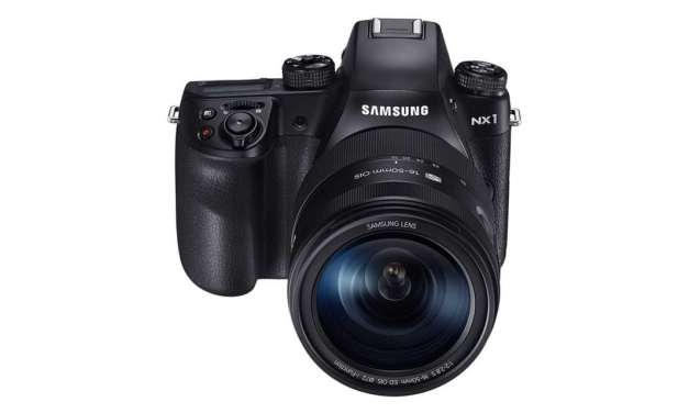 Is Samsung about to relaunch its NX camera line with a 30MP high-end model?