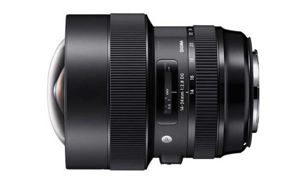 Sigma 14-24mm f/2.8 Art lens gets official launch