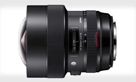 Images of Sigma 14-24mm f/2.8 ART lens leak online